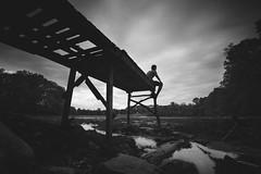 dock (fiddleoak) Tags: lake water dock zev zevhoover