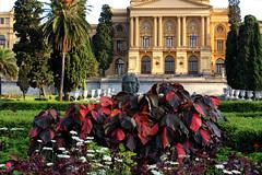 Andrada (Arimm) Tags: statue museum garden do museu paulo so ipiranga arimm