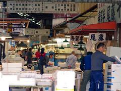 IMGP8161 (SY Huang) Tags: fish japan tokyo market tsukiji   fishmarket  tsukijifishmarket