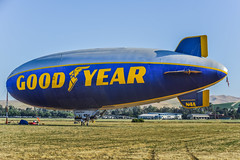 warriors blue and gold (pbo31) Tags: california color basketball june spring airport nikon finals bayarea blimp warriors eastbay livermore nba goodyear municipal alamedacounty 2016 boury pbo31 d810