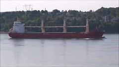 Clipper Helvetia (Jacques Trempe 2,320K hits - Merci-Thanks) Tags: canada river ship quebec stlawrence helvetia stlaurent clipper fleuve navire stefoy cvargo