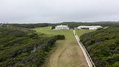 Land view from Cape Otway Lighthouse (Derek Midgley) Tags: light centre australia cape greatoceanroad otway dsc02700