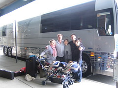 Our bus family says so long