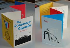 The Londoners' Olympics (Richard Roberts Printmaking) Tags: handmade richardroberts printmakingbooks