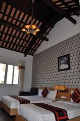 Guest old style room1.alt (hanoitouronline) Tags: halongbaytours traveltohanoi bookflightticket sapatrekkingtours booktrainticket hanoitoursinformation halongbayonalovacruises ninhbinhecotours hanoionedaytours halongbayonedaytours vietnamhoneymoontours hanoigolftours hanoivillagestours rentthecars