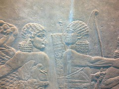 Assyrian Reliefs, British Museum (puffin11uk) Tags: britishmuseum assyrian puffin11uk