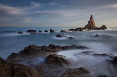 Las sirenas (Almería) (martin zalba) Tags: sea landscape mar paisaje almería sirenas