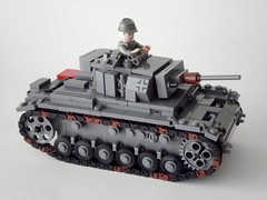 Panzerkampfwagen III Sd Kfz. 141 (Project Azazel) Tags: germany google tank lego pa german armor ww2 custom axis panzer wwll googleimages thesecondworldwar panzerlll pzlll projectazazel