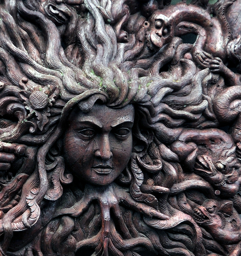 the worlds best photos of carving and medusa flickr