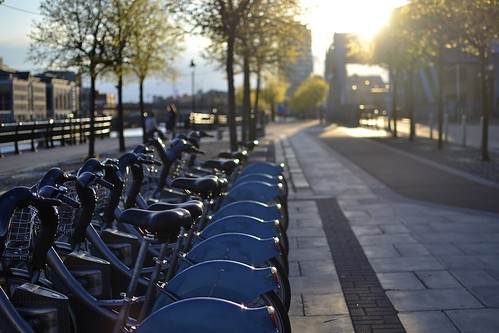 Dublin bikes by Daniel Dudek-Corrigan, on Flickr