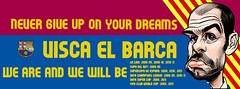 Vamos Barca!!! (StriciKanegr) Tags: barcelona new camp wallpaper high daniel el catalunya fc res xavi puyol vamos pep nou pique alves visca guardiola messi tello iniesta