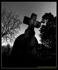CHURCH OF ST. NICHOLAS,  CRANLEIGH. 8 (adriangeephotography) Tags: church grave graveyard photography cross headstone tomb chapel adrian gee adriangeephotography