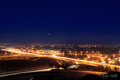 Zero Point Interchange - Islamabad (Aliraza Khatri) Tags: road pakistan night point capital landmark structure infrastructure traveling punjab zero interchange islamabad khatri aliraza