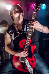 Playing some hard solo, Topi (- JWM -) Tags: rock metal wave heavy valtteri atte topi anttila tapio kilpinen kinnunen piippola quadratum