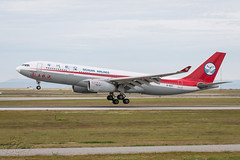 B-6517 - Sichuan Airlines - Airbus A330-243 (bcavpics) Tags: canada vancouver plane airplane britishcolumbia aircraft aviation airbus airlines yvr sichuan a330 airliner bcpics b6517
