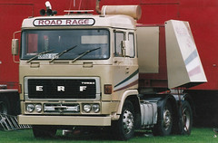C602SVT - John Searle Jnr (Ex G.Reyner Transport) (TT TRUCK PHOTOS) Tags: fairground c erf tt