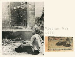 People & Faces During the Vietnam War