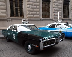 1972 Plymouth Fury NYPD Police Radio Patrol Car (jag9889) Tags: show old city nyc blue ny newyork classic cars car mobile museum radio vintage automobile antique manhattan plymouth police nypd historic financialdistrict company vehicles transportation vehicle annual 1972 department lawenforcement patrol fury finest 2012 rmp firstresponders policemuseum oldslip newyorkcitypolicedepartment precinct5 p005 newyorkcitypolicemuseum jag9889 y2012 692012