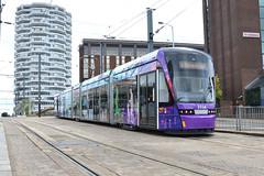 Tramlink 2554 [Croydon tram]
