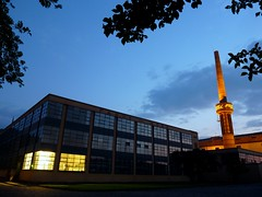 The Fagus factory in Alfeld, Germany (Unesco world heritage since 2011) (Frans.Sellies) Tags: heritage night germany deutschland unescoworldheritagesite unesco worldheritagesite clear alemania bauhaus tyskland allemagne unescoworldheritage germania duitsland worldheritage weltkulturerbe whs patrimonio  gropius worldheritagelist welterbe waltergropius  kulturerbe patrimoniodelahumanidad  heritagesite unescowhs almanya bauhausdessau niemcy alfeld patrimoinemondial werelderfgoed vrldsarv    heritagelist werelderfgoedlijst verdensarven        p1470788 ph01368