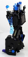 Gearhead - side (Baron Julius von Brunk) Tags: nyc lego sonic transformers legos sega hedgehog genesis knuckles moc gamegear brothersbrick baronvonbrunk juliusvonbrunk
