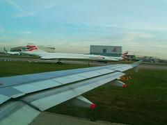 Concorde is back! (tedesco57) Tags: uk airport heathrow aircraft concorde