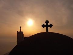 Santorini (Manutg) Tags: contraluz santorini grecia silueta
