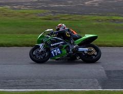 #174 Neil Cook - Kawasaki ZXR 400 (Steelback) Tags: kodak motorcycle z740
