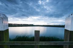 Zicht vanaf het havenlicht (klystr) Tags: landscape nederland thenetherlands dronten flevoland veluwe landschap