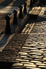 A Load Of Cobblers (cazphoto.co.uk) Tags: london pavement cobbles toweroflondon contrejour canoneos7d canon24105mmeff4lisusm