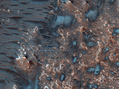 Proposed Mars Science Laboratory Landing Site (NASA, Mars, 2009) (NASA's Marshall Space Flight Center) Tags: mars rover nasa exploration mro msl marslanding marssciencelaboratory eberswaldecrater curiosityrover marshighresolutionimagingscienceexperiment