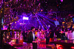 shanghai - night out 2 (Doctor Casino) Tags: party club night disco lights 3d phoebe nite