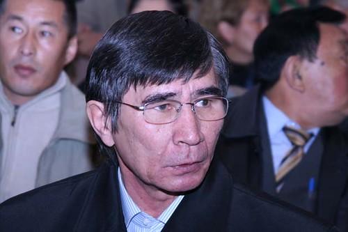 Куанышалин Ж. ©  aronatabek.com