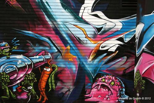 Graffiti by Dicy & Feek