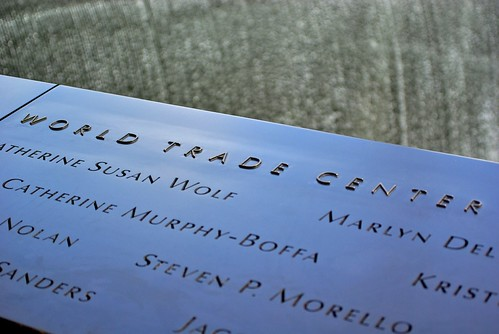 New York City - 9/11 Memorial