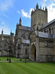 Wells Cathedral (DarkB4Dawn) Tags: england europe 5photosaday darkb4dawn henrikbergerjørgensen henrikjørgensen