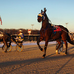 272 - race 14 - Star Admiral (#3) w/ Larry Lake and Allamerican Comet (#1) w/ Rick Gurden thumbnail