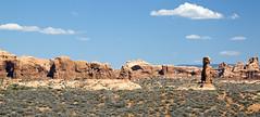 Arches Rambling (ken mccown) Tags: utah archesnationalpark geomorphology