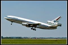 "N1826U United Airlines ""Friendship DC-10"" (Bob Garrard) Tags: united douglas airlines fedex ord dc10 mcdonnell kord n1826u friendshipdc10 n391fe"