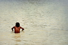 Wash off your sins... (Atul Tater) Tags: india man haridwar uttarakhand riverganges holydip