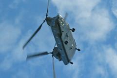 Boeing Vertol CH-47 Chinook RAF