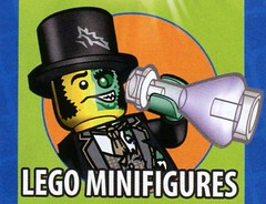 Collectable Minifigures Series 9 Dr. Jekyll Mr. Hyde (noriart) Tags: club magazine pl 201201