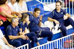 So Cristovo Sade x Amil (Pru Leo) Tags: sports de times volleyball jogo esportes volley quadra mikasa feminino vlei ginsio superliga