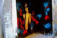 Roll 008 Scan 012 (flicka.pang) Tags: leica film graffiti australia melbourne fujifilm vic provia m6 provia100f hosierlane leicam6 rolloffilm fujifilmprovia100f roll008 carlzeiss35mmf20biogon
