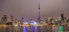 Toronto (mauricioacunaagost) Tags: toronto tower cn landscape cntower bluejays