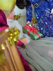 Sindy's Christmas Day - 24 (misssindy) Tags: christmas doll dolls marx 16 gayle diorama pedigree sindy