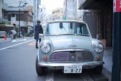 MINI Cooper (Iyhon Chiu) Tags: street car japan tokyo mini cooper   yoyogi