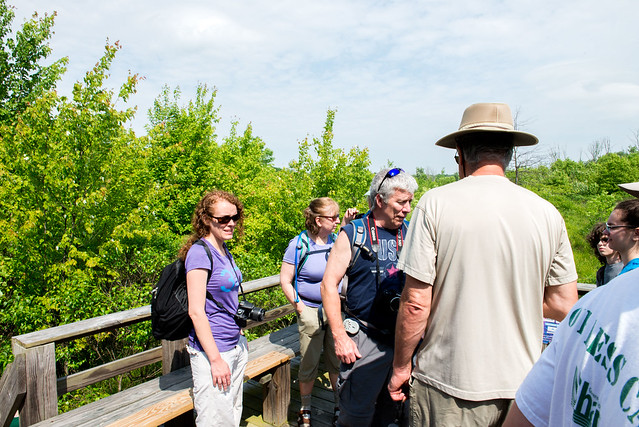 Beanblossom Bottoms Nature Preserve - Sierra Club Hike - May 28, 2016