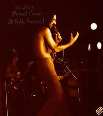 Michael Conen - [PROOF] Frank Zappa gestures spots [Frank Zappa - Louisville Gardens, Louisville KY 11-10-77] (michael conen) Tags: kentucky louisville canonae1 1977 allrightsreserved frankzappa adrianbelew louisvillegardens patrickohearn michaelconen copyright2013