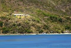 Yellow Villa BVI (Alida's Photos) Tags: sailing tropical caribbean bvi britishvirginislands